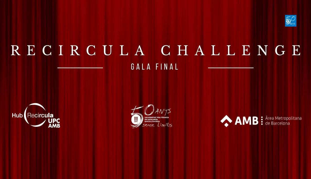 Gala Final Recircula Challenge 2021
