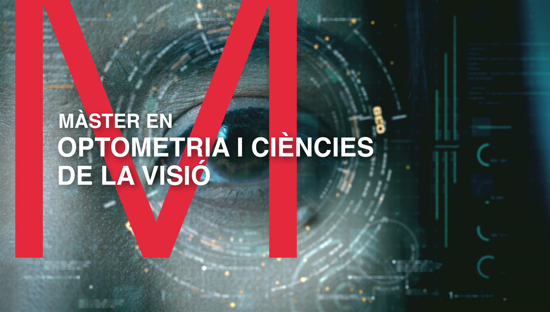 Estudia el màster universitari en Optometria i Ciències de la Visió a la FOOT